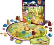 Board Game: The Fantastic Forest