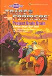 RPG Item: The Transformers #8: Project Brain Drain