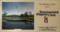 """Board Game: """"In Pursuit of Par"""" TPC Sawgrass Edition"""