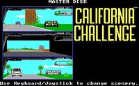 Video Game: California Challenge: Test Drive II Scenery Disk