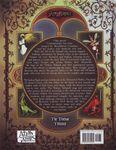 RPG Item: The Sundered Eagle:  The Theban Tribunal