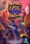Board Game: Epic Resort: Villain's Vacation