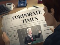 Board Game: Corporate Times