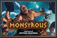 Board Game: Monstrous