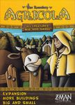 Board Game: Agricola: All Creatures Big and Small – More Buildings Big and Small