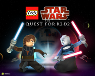 Video Game: LEGO Star Wars: The Quest for R2-D2