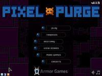 Video Game: Pixel Purge