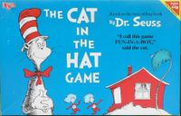 Board Game: The Cat in the Hat Game
