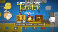 Video Game: BattleBlock Theater