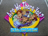 Board Game: Are We There Yet?
