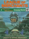 RPG Item: League of Merchants
