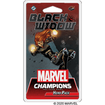Board Game: Marvel Champions: The Card Game – Black Widow Hero Pack