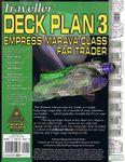 RPG Item: Traveller Deck Plan 3: Empress Marava-Class Far Trader