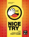 NICE TRY: The Challenge Party Game