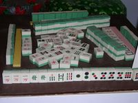Board Game: Mahjong