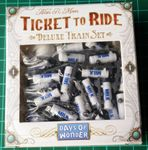 Board Game Accessory: Ticket to Ride: Milk Tankers