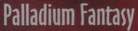 Family: Palladium Fantasy Role-Playing Game