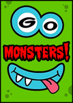 Board Game: Go Monsters!