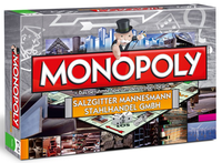 Board Game: Monopoly: Mannesmann Salzgitter Stahlhandel GmbH