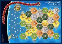 Board Game: Die Siedler von Catan: Rincewind und der Tourist  /  Die Gilden von Ankh-Morpork