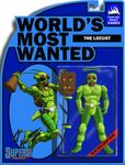 RPG Item: World's Most Wanted #08: The Locust (Supers!)
