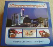 Board Game: Bürgermeisterspiel: Werde Bürgermeister in Jena