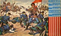 The Battle of the Little Big Horn