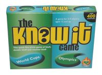 Board Game: The Know It Game