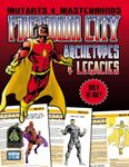 RPG Item: Freedom City Archetypes & Legacies