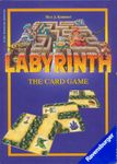 Board Game: Labyrinth: The Card Game