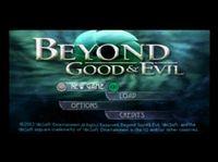 Video Game: Beyond Good & Evil