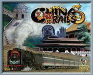 Board Game: China Rails