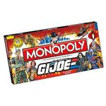 Board Game: Monopoly: G.I. Joe Collector's Edition