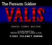 Video Game: Valis: The Fantasm Soldier