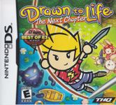 Video Game: Drawn to Life: The Next Chapter (DS)