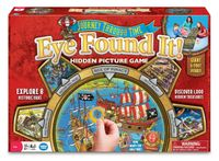 Board Game: Eye Found It: Journey Through Time