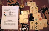 Board Game: Black Pawn Trucking