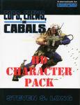 RPG Item: Cops, Crews, And Cabals (HD Character Pack)