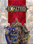 RPG Item: Exalted Rulebook