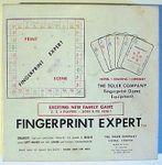 Board Game: Fingerprint Expert