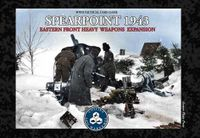 Board Game: Spearpoint 1943: Eastern Front – Heavy Weapons Expansion