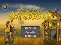 Video Game: Agricola