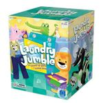 Board Game: Laundry Jumble Game