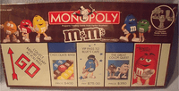 Board Game: Monopoly: M&M's