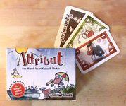 Board Game: Attribute