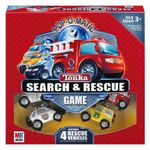 Board Game: Tonka Search & Rescue Game