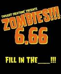 Board Game: Zombies!!! 6.66: Fill in the _______!!!