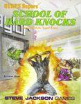 RPG Item: GURPS Supers School of Hard Knocks
