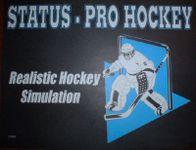 Board Game: Statis Pro Hockey