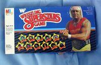 Board Game: Wrestling Superstars Game